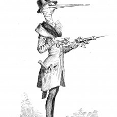 Illustration de Jean-Jacques Granville
